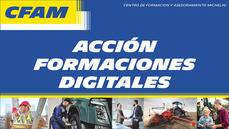 Michelin pone en marcha un plan especial de formación online