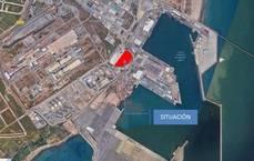 El proyecto del puerto de Sagunto.