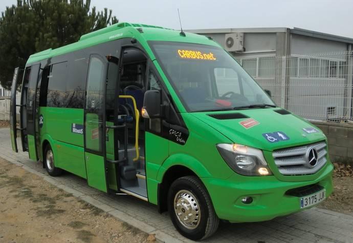 Autocares Monbus estrena una unidad Spica Urban de Car-bus.net