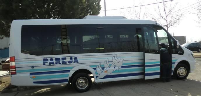 Autocares Pareja estrena un Corvi Long PMR de Car-Bus.Net