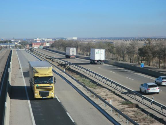 Los transportistas reclamarán 500 millones de euros a la Seguridad Social
