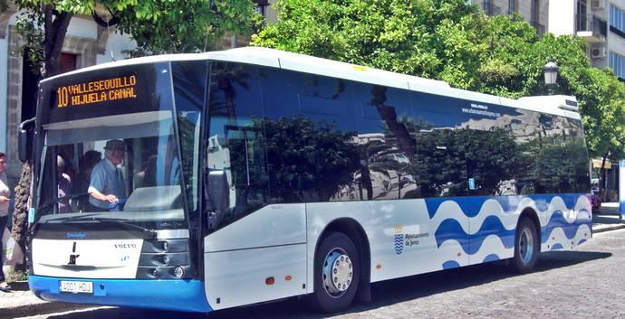 El ayuntamiento de Jerez adquirirá 20 nuevos autobuses