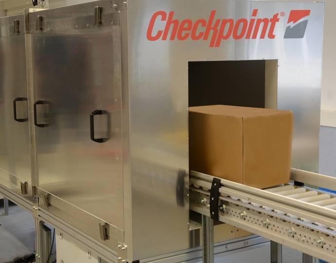 Checkpoint presenta dos túneles RFID para la verificación de envíos
