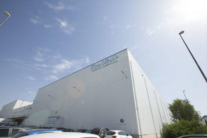 P3 finaliza la extensión de 3.684 m2 de la nave de Montfrisa en Getafe