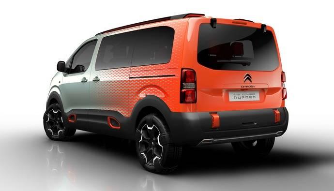 Spacetourer Hyphen: nueva experiencia Citroën