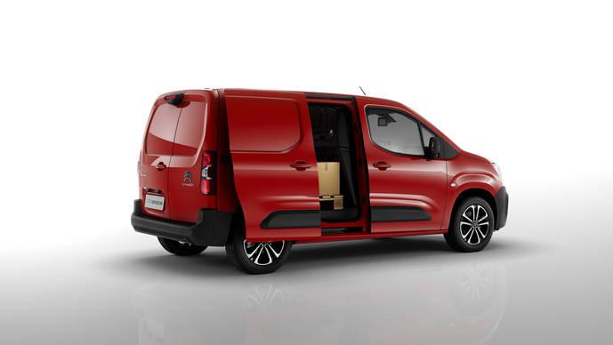 El Nuevo Citroën Berlingo está diseñado para todo tipo de usos