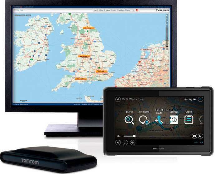 Confebus y TomTom Telematics deciden extender en el tiempo su alianza
