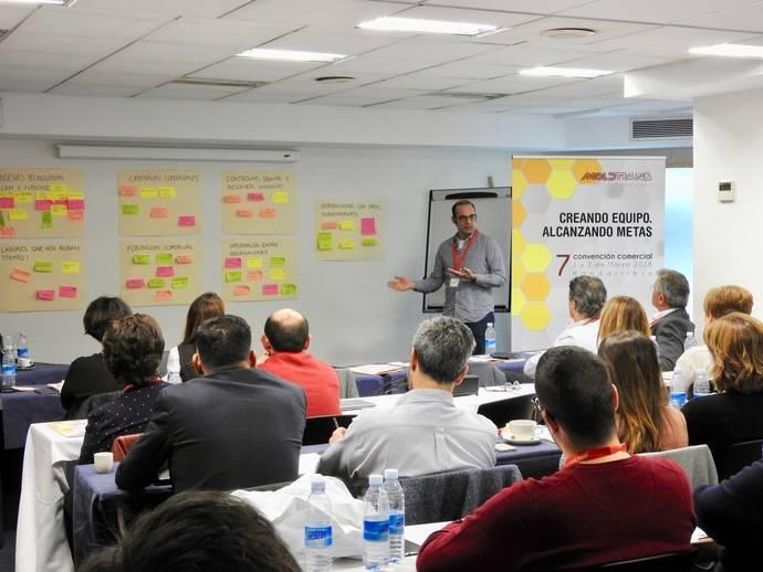 Moldtrans diseña su estrategia de ventas en su 7ª Convención Comercial