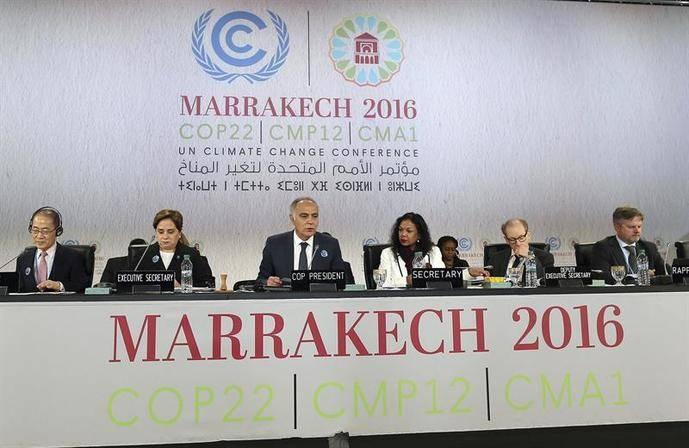 Un transporte público más visible en la Conferencia sobre Cambio Climático