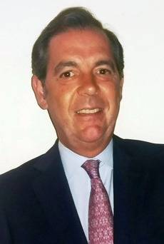 Cristobal San Juan, presidente de Atradice.