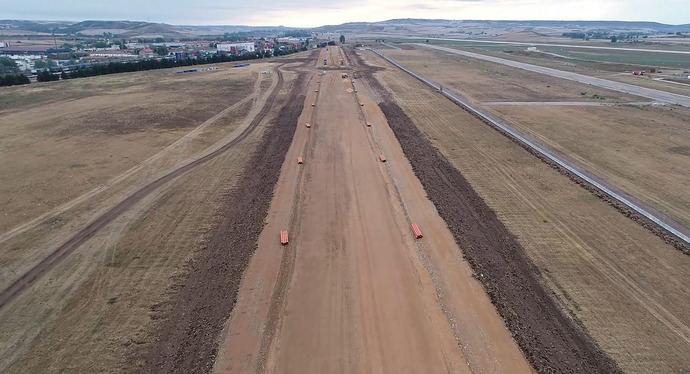 Burgos amplía sus instalaciones con 220.000 m2 adicionales