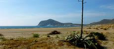 Fedintra denuncia el servicio regular a las playas del Cabo de Gata.