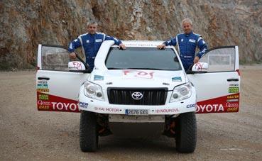 Mann+Hummel renueva patrocionio con Foj para el Rally Dakar 2019
