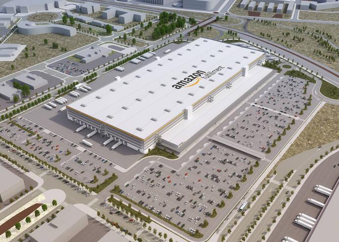 Amazon construirá un centro logístico en Barcelona