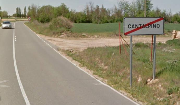 Cesión de tramo de carretera y ayuda para Cantalpino, en Salamanca