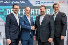 Alltrucks Truck y Tyre Group firman un acuerdo de colaboración