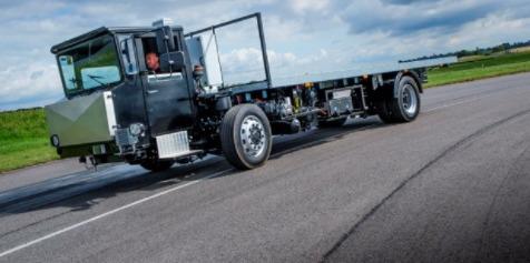 Volta Trucks presenta las primeras pruebas del prototipo del Volta Zero