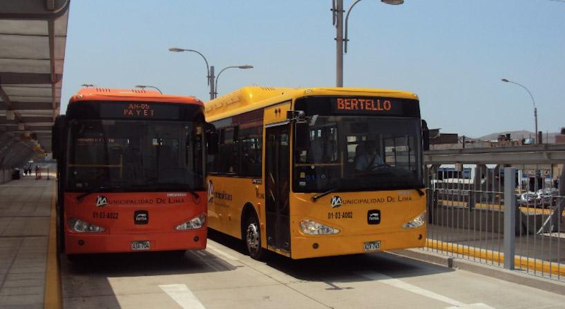 EMT Madrid supera la primera fase de licitación del BRT de Dakar, Senegal