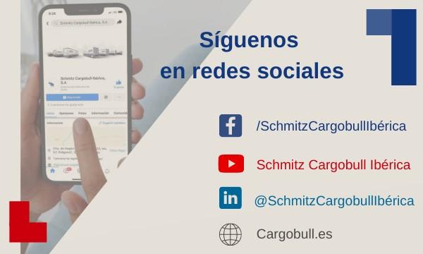 Schmitz Cargobull Ibérica se estrena en redes sociales