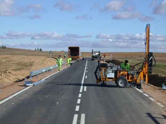 25 millones de euros para conservar carreteras