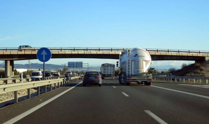 Fetransa, frustrada por la negativa a ser parte de la 'Alianza por la Carretera'