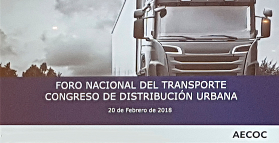 Aecoc da los temas del Foro Nacional del Transporte