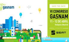 Presentan el VI Congreso Gasnam: ecología inteligente