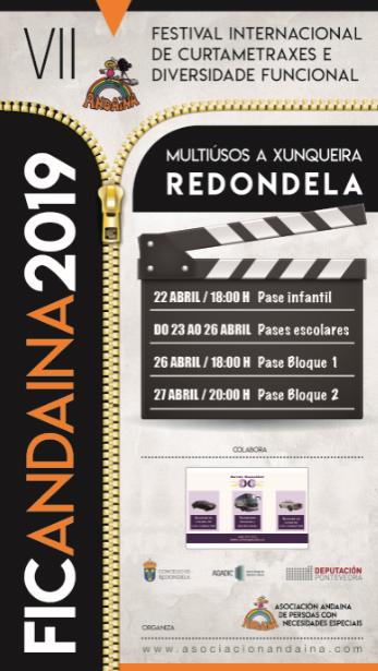 Autos González apoya el Festival Internacional de Cine y Diversidad Funcional FIC Andaina