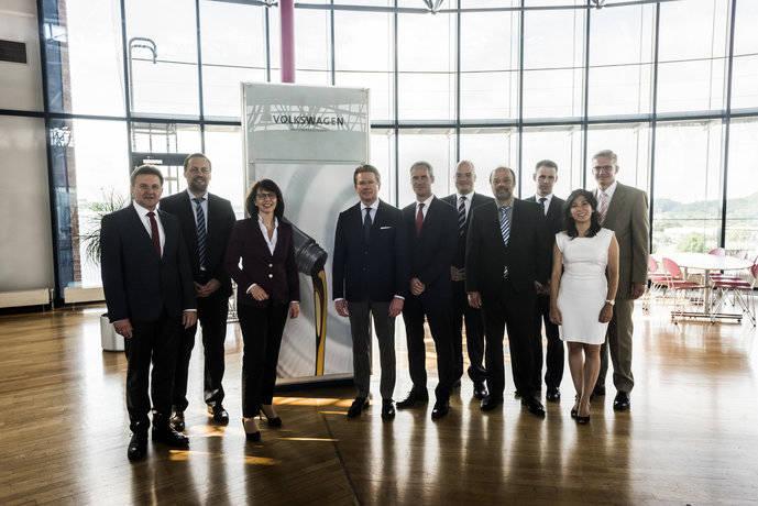 BP y Castrol extienden su acuerdo con el Grupo Volkswagen