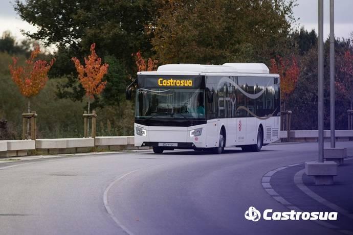 El gran reto de Castrosua: la movilidad ecosostenible