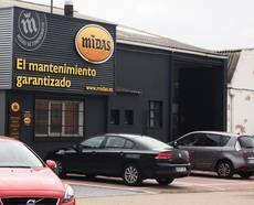 Midas llega a los 150 centros con su apertura en Cuenca