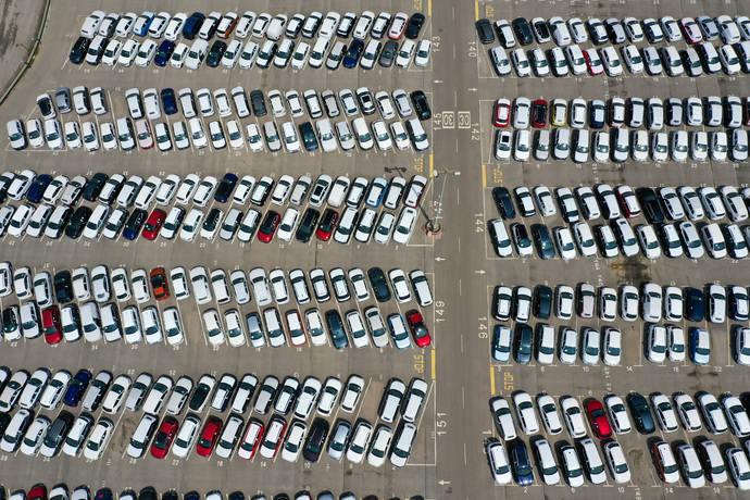Transfesa pone en marcha la primera campa de vehículos 100% digital