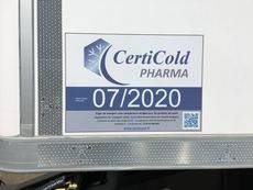 Lecitrailer ya posee el certificado Certicold Pharma