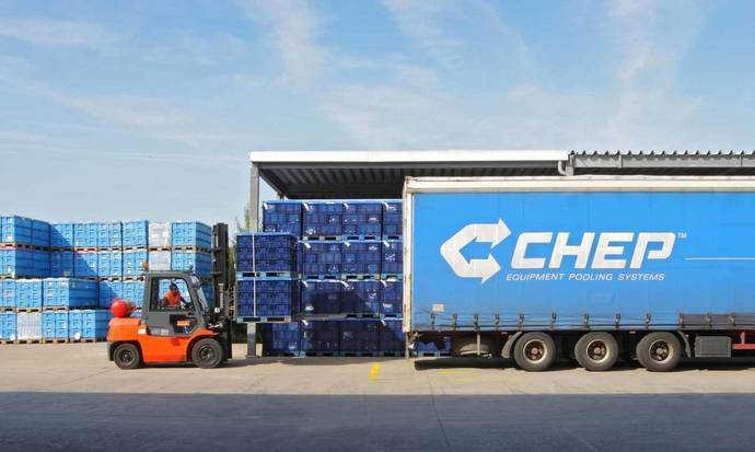 DS Smith apuesta por Chep como socio logístico en España