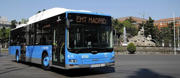 El transporte público de Madrid moverá un 13% de usuarios más el fin de semana