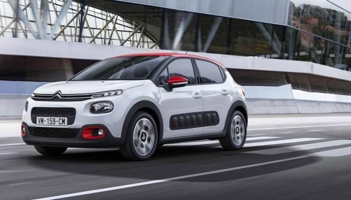 El Citroën C3, elegido mejor turismo urbano