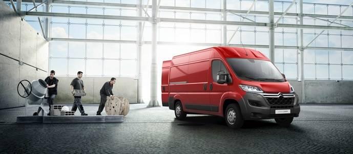 Citroën Jumper: nuevas motorizaciones euro 6