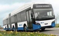 VDL entrega 31 Citeas eléctricos a los Países Bajos
