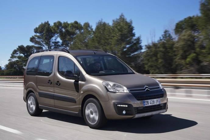 PSA Peugeot Citroën comienza 2016 con fuerza en vehículos comerciales