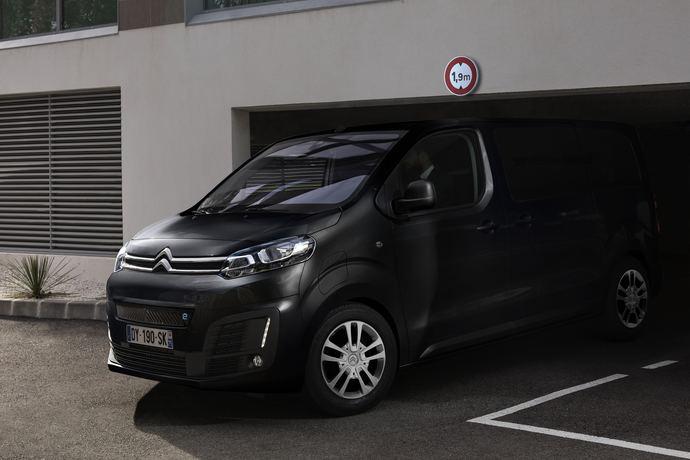 De dos a nueve plazas, y con los 'cinco ceros': electrificados Citroën