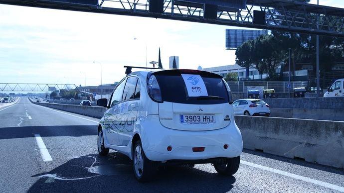 Indra lidera el proyecto de la nueva movilidad inteligente, automatizada y sostenible en carreteras