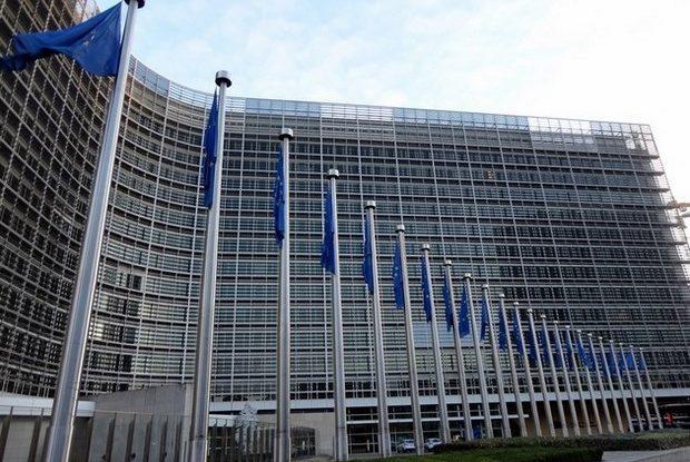 Edificio de la Comisión Europea, en Bruselas.