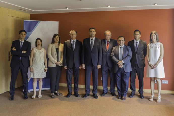 El Comité Ejecutivo de Fecav se reúne con el consejero de Sostenibilidad
