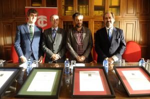Certificación de eficiencia para los urbanos de A Coruña