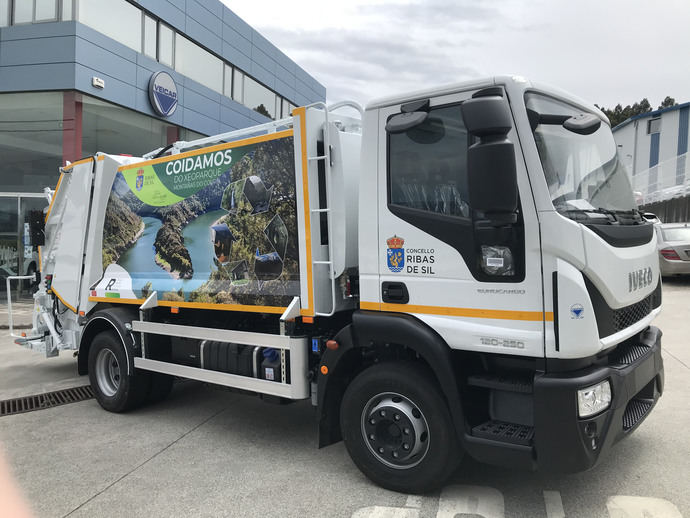 Vehículos con transmisiones Allison para las recogidas de residuos en Galicia