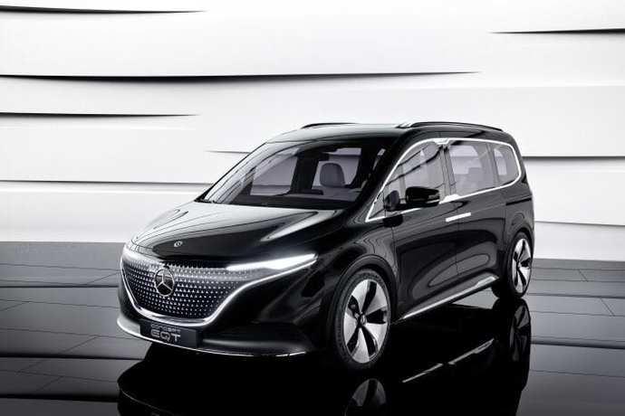 Estreno del Concept EQT: premium en el segmento de las furgonetas pequeñas