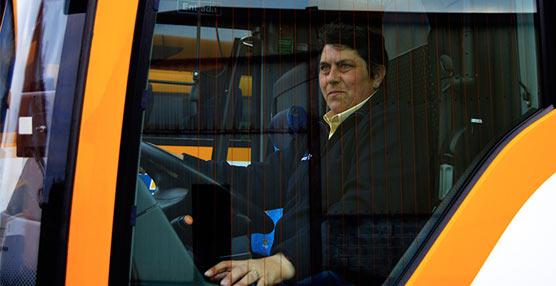 El 10% de los conductores de autobús son mujeres