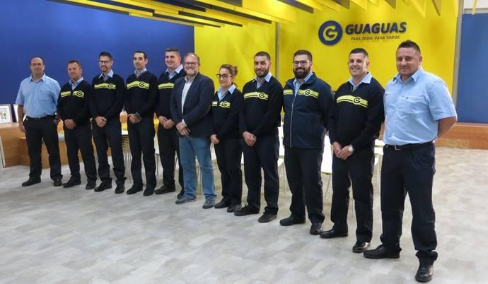Guaguas contrata 22 conductores, por la creciente demanda de viajeros