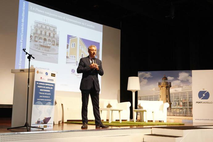 Toledo apuesta por el papel del puerto en la intermodalidad