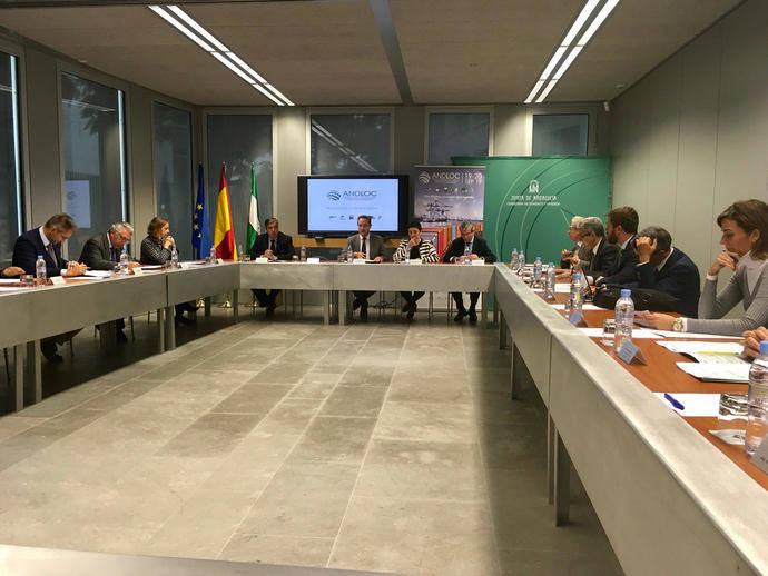Andalucía acogerá congreso logístico internacional en septiembre de 2019